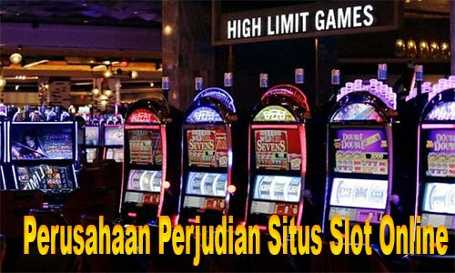 Perjudian Slot Online
